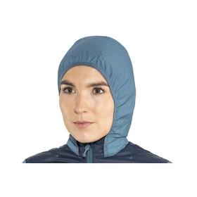 Maloja TinaM. Hybrid Primaloft Bike Jacket Women blueberry